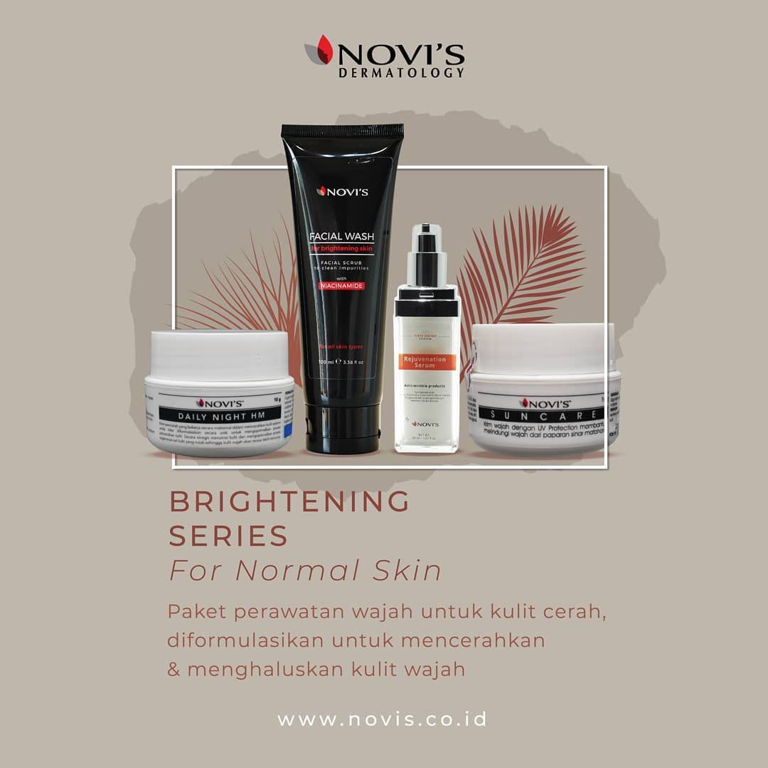 Brightening series NOVIS