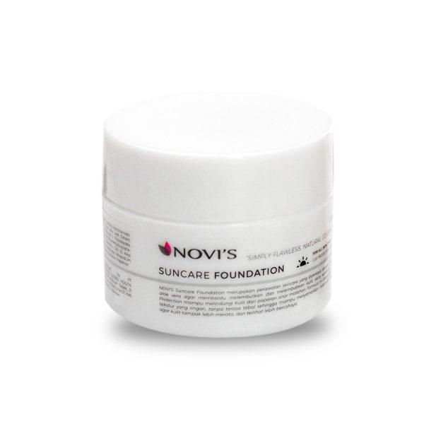 Suncare Foundation NOVIS
