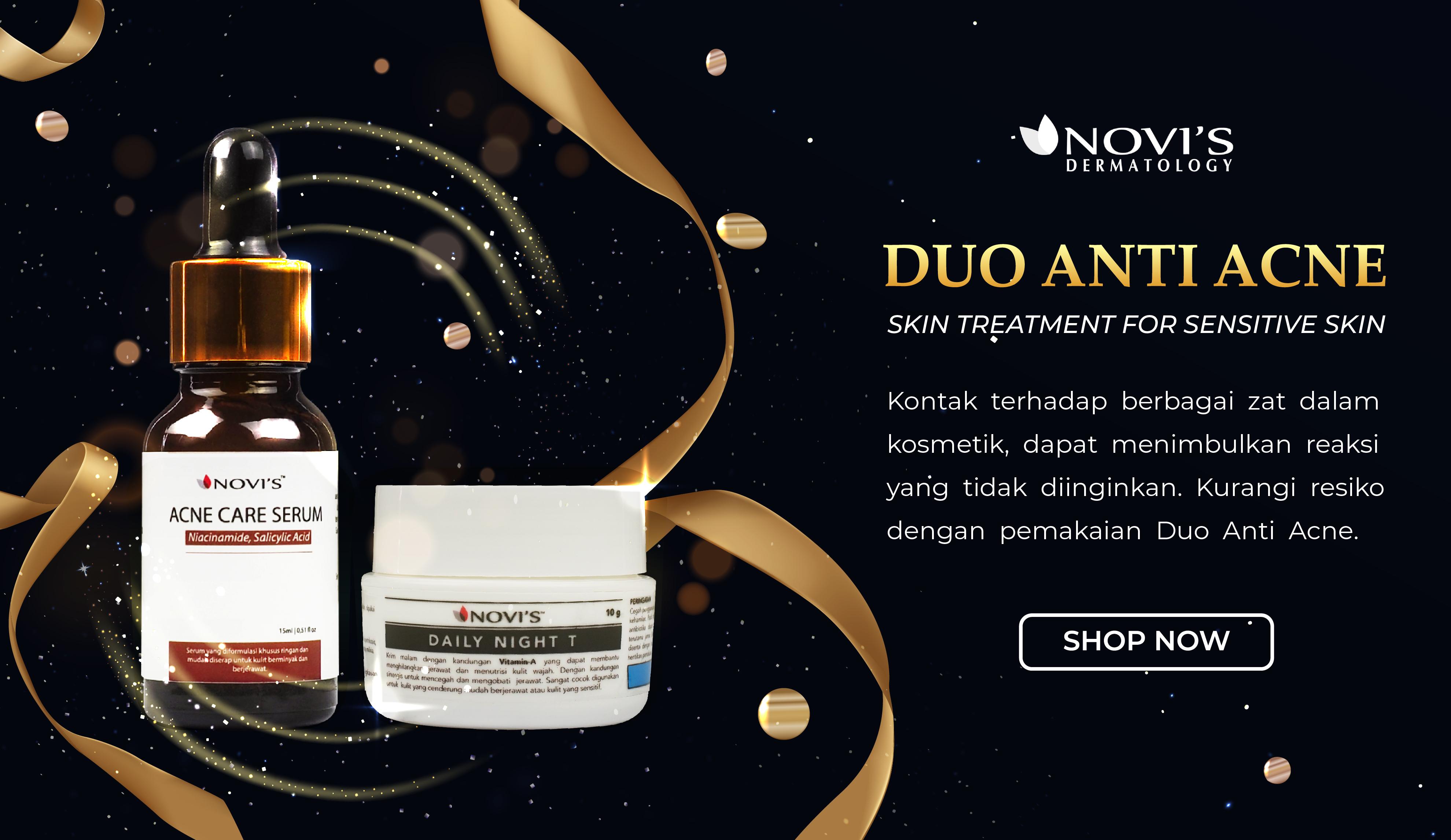 NOVIS - Duo Anti Acne